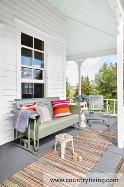 Spring Inspiration for Your Front Porch