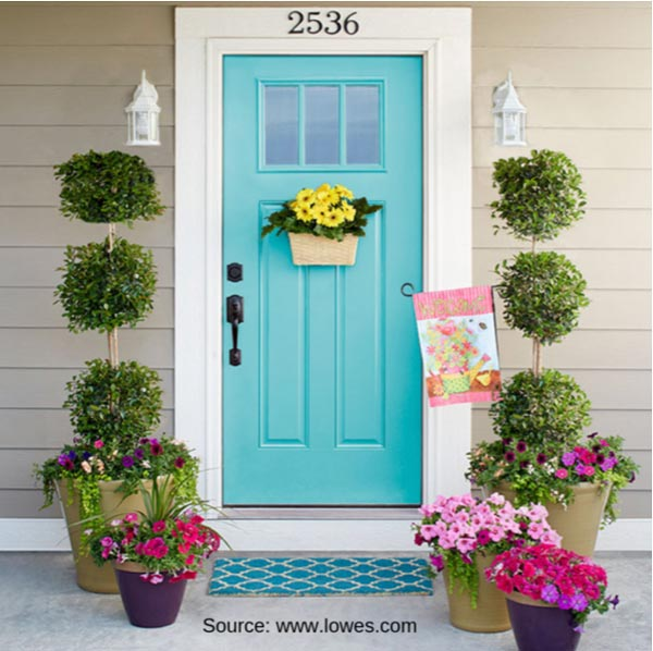 5 Simple Ways to Amp up Your Home's Curb Appeal